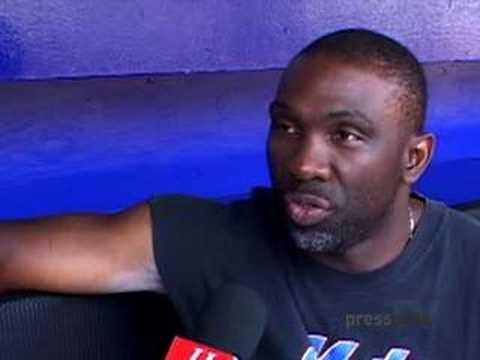 Mookie Wilson Raw, Interview 1
