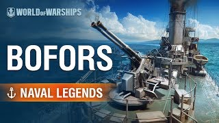 Naval Legends - Bofors