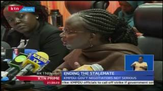 KTN Prime: Doctors' Union officials soften hard stance in negotiations