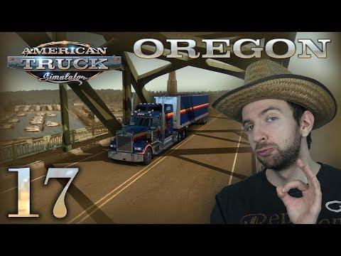 KRÁSNÝ OREGON | American Truck Simulator #17