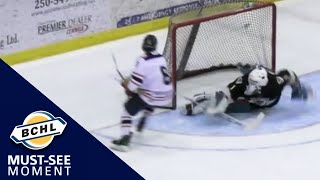 Must See Moment: Will Arquiett scores on a penalty shot with a slick backhand move