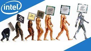 Evolution of Intel | History of Intel ( 1971-2018 )