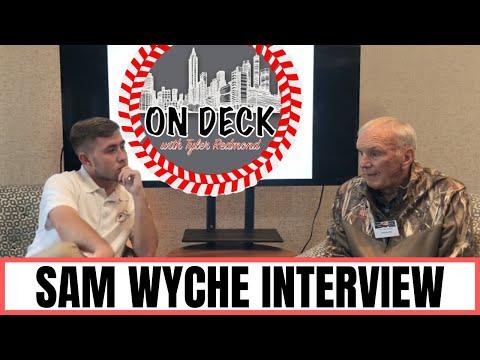 Sam Wyche Interview - ON DECK