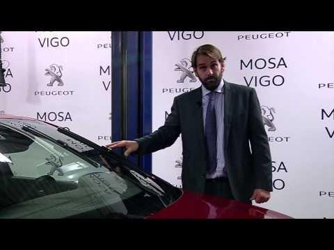 MANTENIMIENTO ESCOBILLAS LIMPIAPARABRISAS |  PEUGEOT MOSA VIGO | by #CdRas