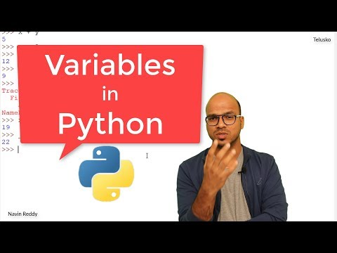 mp4 Python Tutorial Variables, download Python Tutorial Variables video klip Python Tutorial Variables