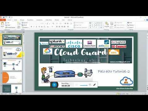 Setup Palo Alto Firewall Home Lab Tutorial-2 - YouTube
