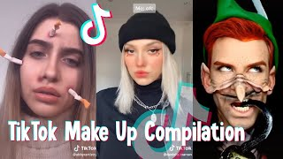 TIKTOK CRAZY MAKE UP COMPILATION