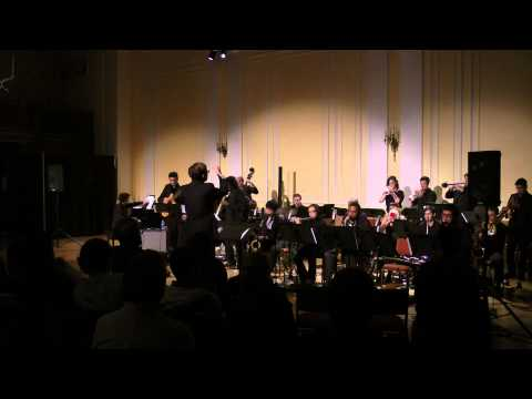 Mental Peace: a composition written and conducted by Jeffrey Michaels. Performed by the NEC Jazz Composers' Orchestra (December 2013).
