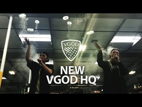 Tricking At the New VGOD Warehouse