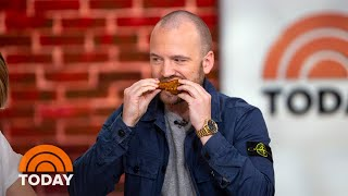 'Hot Ones' Host Sean Evans Answers A Few Burning Questions | TODAY
