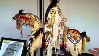 2011 SWAIA Indian Market: Doll Maker Juanita Growing Thunder Fogarty