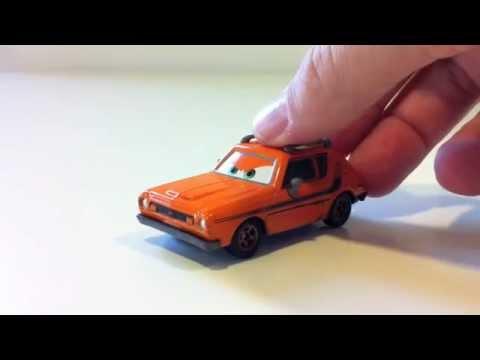 GREM Gremlin 1:55 Scale Diecast Car #13 Cars 2