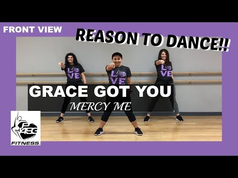GRACE GOT YOU || MERCYME || P1493 FITNESS® || CHRISTIAN FITNESS