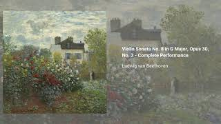 Violin sonata no. 8 in G, Op. 30 no. 3