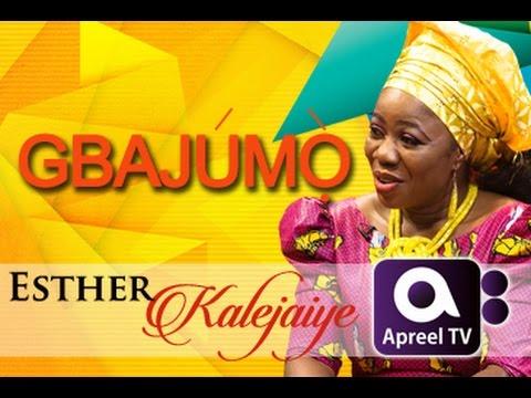 Esther Kalejaiye 1 a.k.a Omojoyibo on GbajumoTv