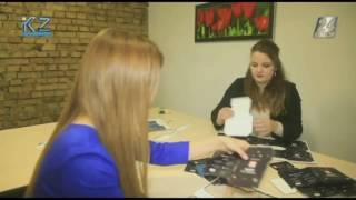 Репортаж на телеканале Хабар 24. Программа Сделано в Казахстане