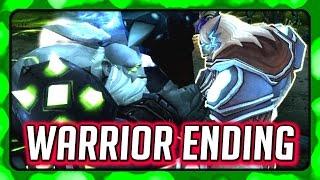 WOW Legion 🌟 Warrior Campaign Ending - Saving Hodir