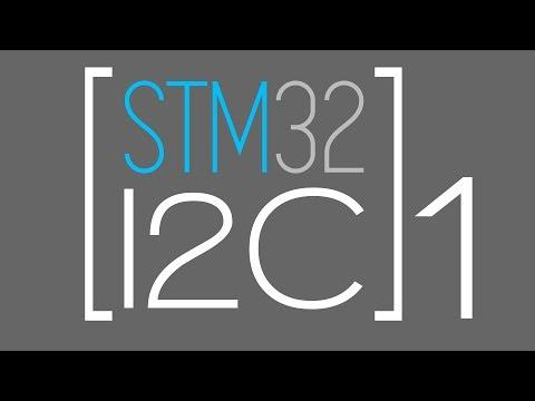 I2C EEPROM STM32 PART 1 (write and read large data) - смотреть