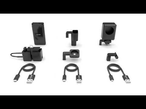 AllDock - AllDock One-Hand Adapter - Zubehör