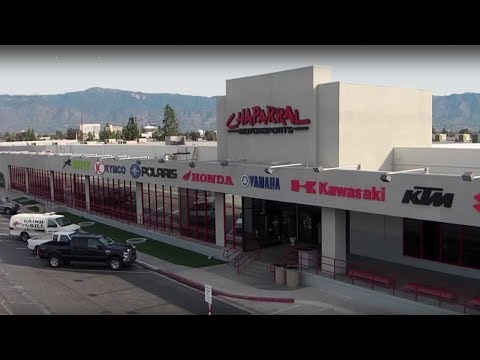 Who is Chaparral Motorsports?