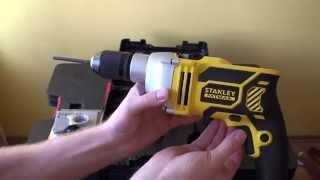 Stanley Fatmax 750W wiertarka drill bohrmaschine