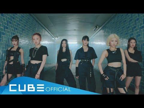 (여자)아이들((G)I-DLE) - 'Uh-Oh' M/V Teaser 2