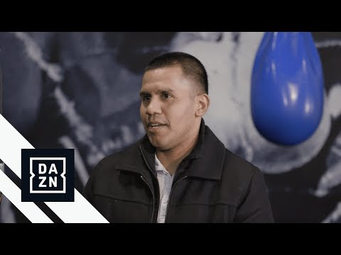 """Former World Champion Juan """"Baby Bull"""" Diaz Catches Up With DAZN"""