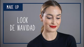 Estee Lauder Look cenas de Navidad anuncio