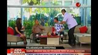 Munarman Jubir FPI Siram Tamrin Tomagola Live Apa Kabar Indonesia Tv One