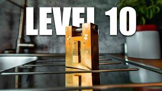The BRILLIANT T-12 Lock Puzzle!!
