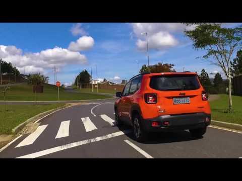 Como Funciona? Transmissão automática do Jeep Renegade.