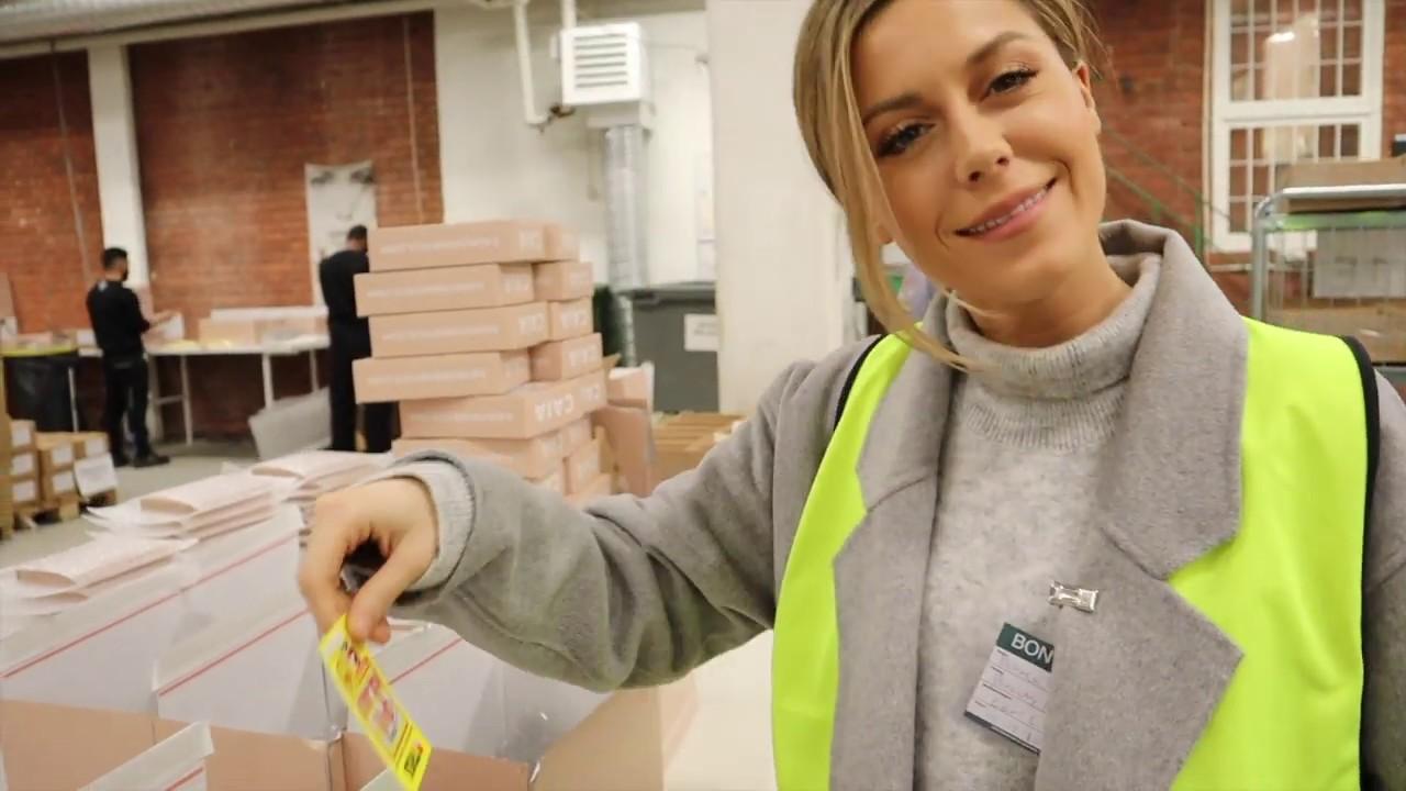 Caia Cosmetics skapar ny brandad tejplåda med Nöjd