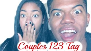 COUPLES 123 TAG! - Alex&Chandler