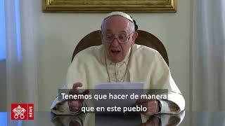 Missatge del Papa Francesc per a un pacte educatiu global