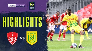 Brest 1-4 Nantes Pekan 35