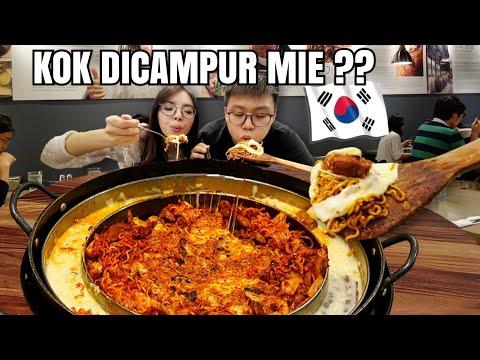DownloadNASI GORENG KOREA RAKSASA (DAK GALBI) ! GEDE BANGET!HD Mp4 3GP Video and MP3