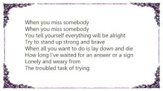 Chris Cornell - Wave Goodbye Lyrics