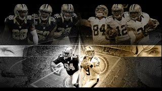 New Orleans Saints 2016 Hype/Pump Up Video WHO DAT!