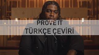 Big K.R.I.T.   Prove It (feat. J. Cole) [Türkçe Altyazılı]