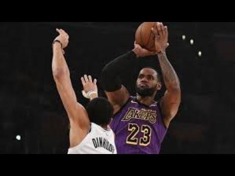 Los Angeles Lakers vs Brooklyn Nets_NBA Highlights_(March 23rd 2019)