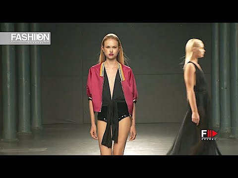 CARLOS GIL Portugal Fashion Spring Summer 2019 - Fashion Channel