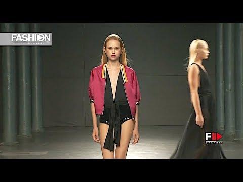 CARLOS GIL Portugal Fashion Spring Summer 2019 - Fashion Channel