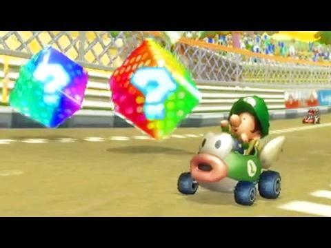Mario Kart Wii: Baby Luigi na Star Cup