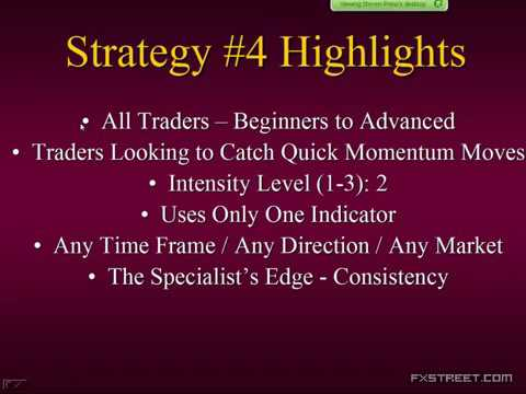 FOREX The 3 Key Elements of a Winning  Strategy