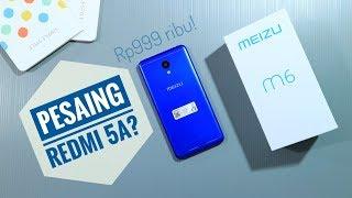 Meizu M6 Resmi Unboxing Indonesia