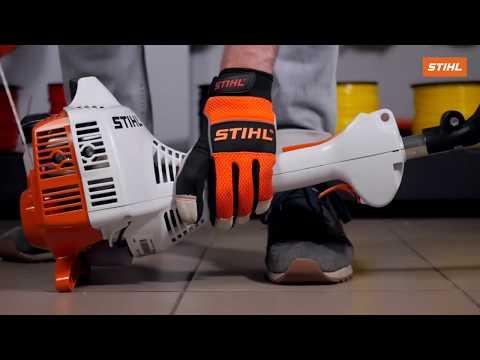 Мотокоса STIHL FS 38 Video #1