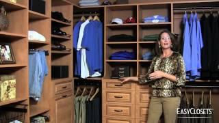 How To Design A Custom Closet