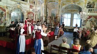 video: eský Krumlov - Barokní noc 2017 (3)