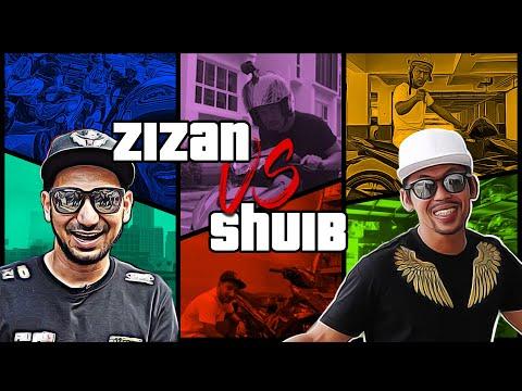 ZIZAN BAHAN YSUKU SHUIB KAW-KAW! #YSSProject