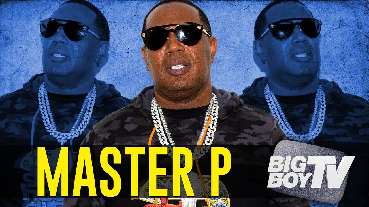 Master P on Real 92.3 - Big Boys Neighborhood